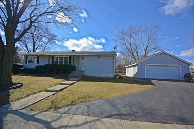 606 N Taylor Street, Marengo, IL 60152 - MLS#: 10318866