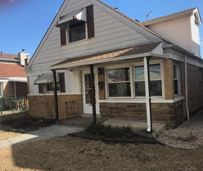 5841 S Nagle Avenue, Chicago, IL 60638 - MLS#: 10319105