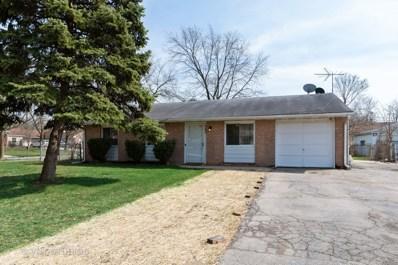 349 Deerfield Drive, Bolingbrook, IL 60440 - MLS#: 10319348