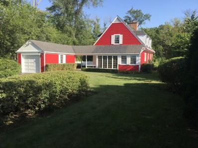 106 E Sheridan Road, Lake Bluff, IL 60044 - #: 10319511