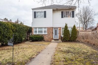 2209 Greenwood Street, Evanston, IL 60201 - #: 10319544