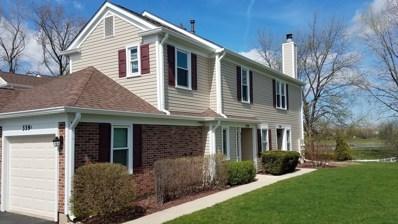 339 University Lane UNIT A, Elk Grove Village, IL 60007 - #: 10319843
