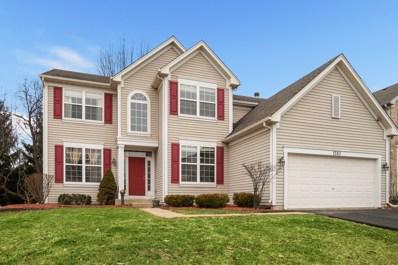 1510 Maureen Drive, Hoffman Estates, IL 60192 - #: 10320037