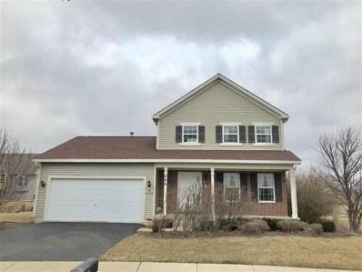 406 Clark Court, Poplar Grove, IL 61065 - #: 10320538