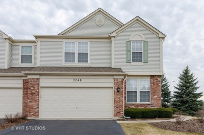 2749 Bay View Circle, Algonquin, IL 60102 - #: 10320967