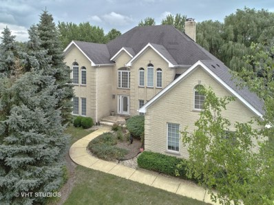 23475 W Newhaven Drive, Hawthorn Woods, IL 60047 - #: 10321040
