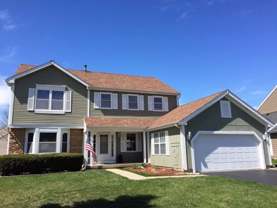 540 Monarch Drive, Crystal Lake, IL 60014 - MLS#: 10321148
