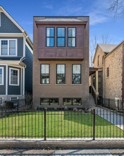 2743 N Mozart Street, Chicago, IL 60647 - #: 10321483