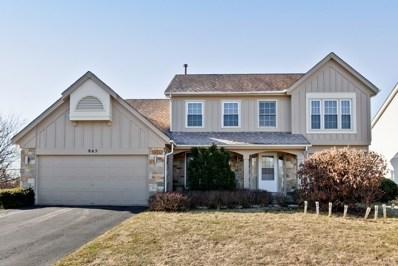 865 Vernon Court S, Buffalo Grove, IL 60089 - #: 10321741