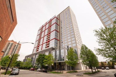 1841 S Calumet Avenue S UNIT 801, Chicago, IL 60616 - #: 10321742