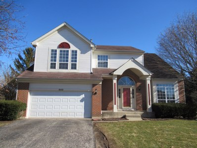 660 White Pine Circle, Lake In The Hills, IL 60156 - #: 10321815