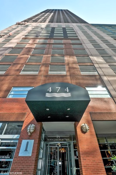 474 N Lake Shore Drive UNIT 2008, Chicago, IL 60611 - #: 10321995