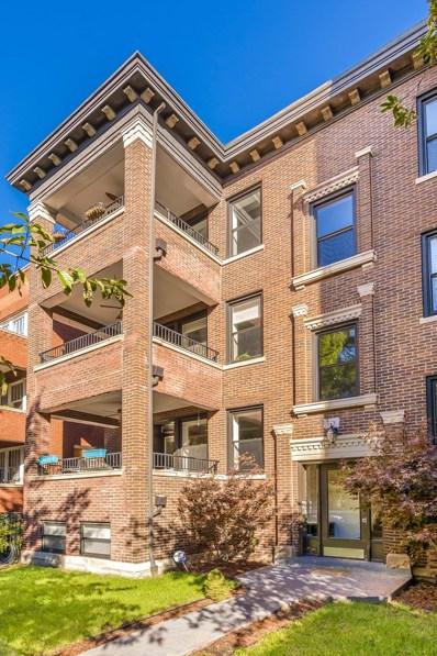 1216 W Winnemac Avenue UNIT 1W, Chicago, IL 60640 - #: 10322035