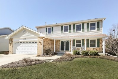 1222 Bridgeport Drive, Schaumburg, IL 60193 - #: 10322167