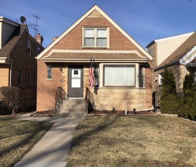 4542 N Oak Park Avenue, Harwood Heights, IL 60706 - #: 10322398