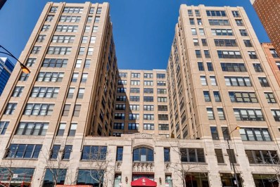 728 W Jackson Boulevard UNIT 1204, Chicago, IL 60661 - #: 10322429