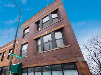 3456 N Damen Avenue UNIT 3, Chicago, IL 60618 - MLS#: 10322568