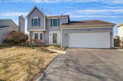 752 Berkshire Lane, Carol Stream, IL 60188 - #: 10322735