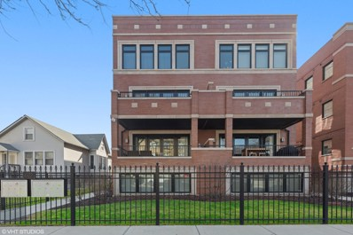 2133 N Campbell Avenue UNIT 2C, Chicago, IL 60647 - MLS#: 10322772