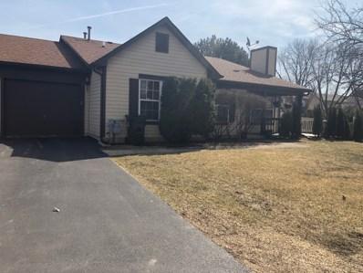 1821 Appaloosa Drive, Naperville, IL 60565 - #: 10322845