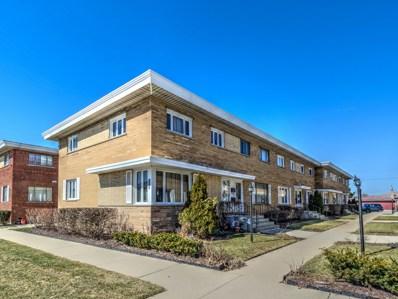 7840 W Lawrence Avenue UNIT F, Norridge, IL 60706 - #: 10323024