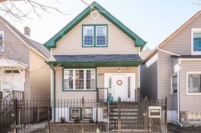 1950 N Richmond Street, Chicago, IL 60647 - #: 10323043