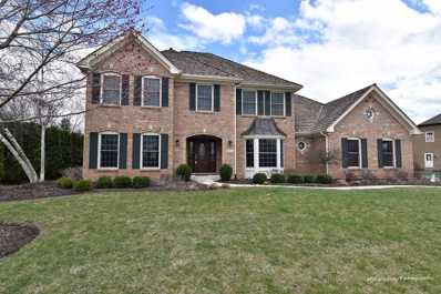 614 Steeplechase Road, St. Charles, IL 60174 - MLS#: 10323114