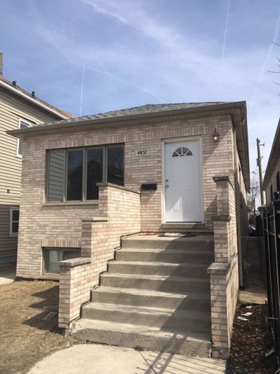 4837 S Bishop Street, Chicago, IL 60609 - MLS#: 10323154
