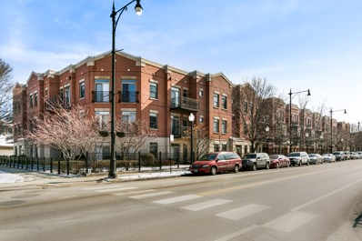 1407 S Halsted Street UNIT 2A, Chicago, IL 60607 - MLS#: 10323280