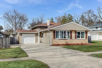 26 W Prairie Avenue, Lombard, IL 60148 - #: 10323457