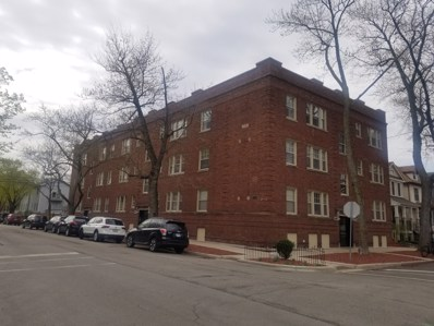 3422 N Wolcott Avenue UNIT 3, Chicago, IL 60657 - MLS#: 10323483