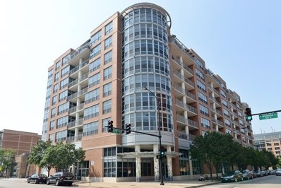 1200 W Monroe Street UNIT 804, Chicago, IL 60607 - #: 10323643