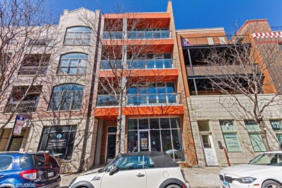 1722 W Belmont Avenue UNIT 2, Chicago, IL 60657 - #: 10323704