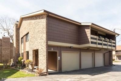 1 Cobblestone Court UNIT 1A, Palos Hills, IL 60465 - #: 10323748