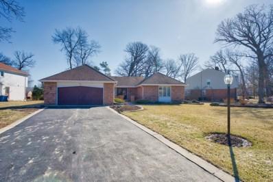 713 Forest Glen Lane, Oak Brook, IL 60523 - #: 10323853