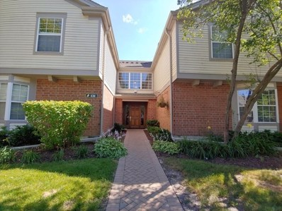131 Crest Wood Court UNIT 7, Schaumburg, IL 60195 - #: 10323915