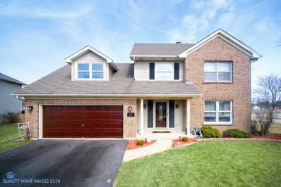 201 Buckingham Drive, Bartlett, IL 60103 - #: 10324910