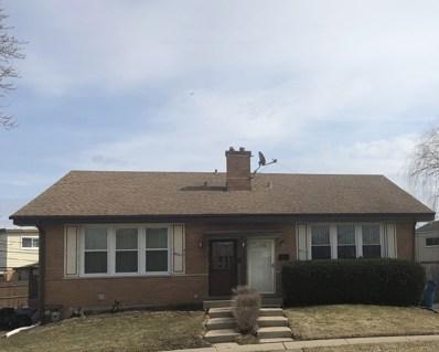 8961 W Emerson Street, Des Plaines, IL 60016 - #: 10324932