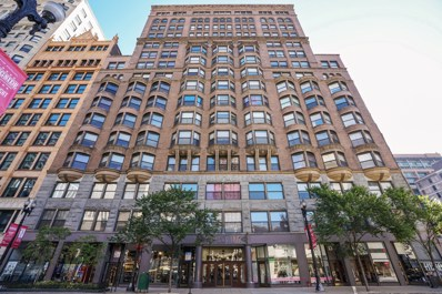 431 S Dearborn Street UNIT 606, Chicago, IL 60605 - #: 10324938