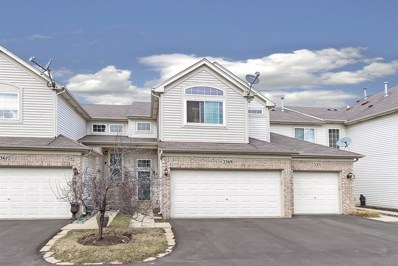 3369 Blue Ridge Drive UNIT 3369, Carpentersville, IL 60110 - #: 10324986