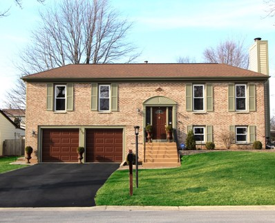 850 Brandywine Drive, Roselle, IL 60172 - #: 10325120