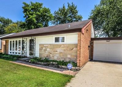 7447 Lyons Street, Morton Grove, IL 60053 - #: 10325154