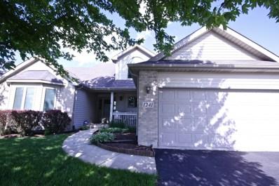 1241 Sandpiper Lane, Woodstock, IL 60098 - #: 10325174