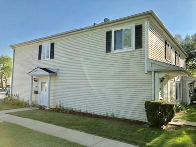 1107 Cove Drive UNIT 209D, Prospect Heights, IL 60070 - #: 10325510