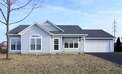 427 Barnaby Drive, Oswego, IL 60543 - #: 10325515