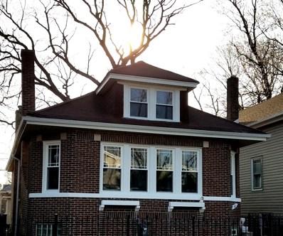 8013 S Woodlawn Avenue, Chicago, IL 60619 - #: 10325704
