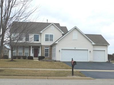 314 Millstream Lane, Oswego, IL 60543 - #: 10325958