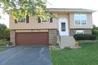 7548 W Benton Drive, Frankfort, IL 60423 - MLS#: 10325972