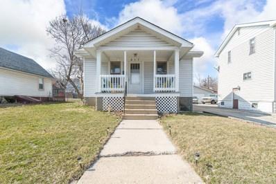 517 Prospect Place, Joliet, IL 60436 - #: 10325997