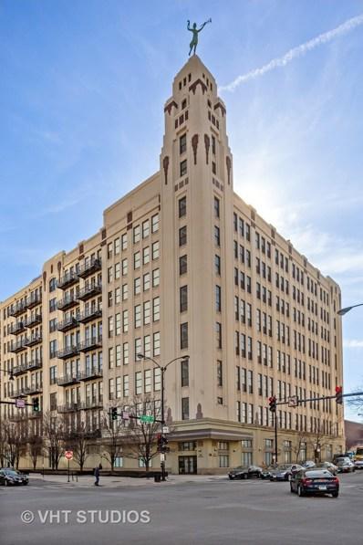 758 N Larrabee Street UNIT 214, Chicago, IL 60654 - MLS#: 10326020
